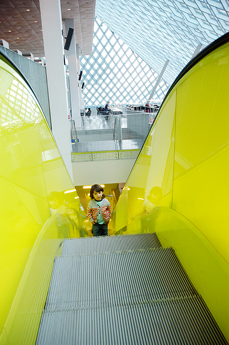 Kids in Space: Seattle Central Library