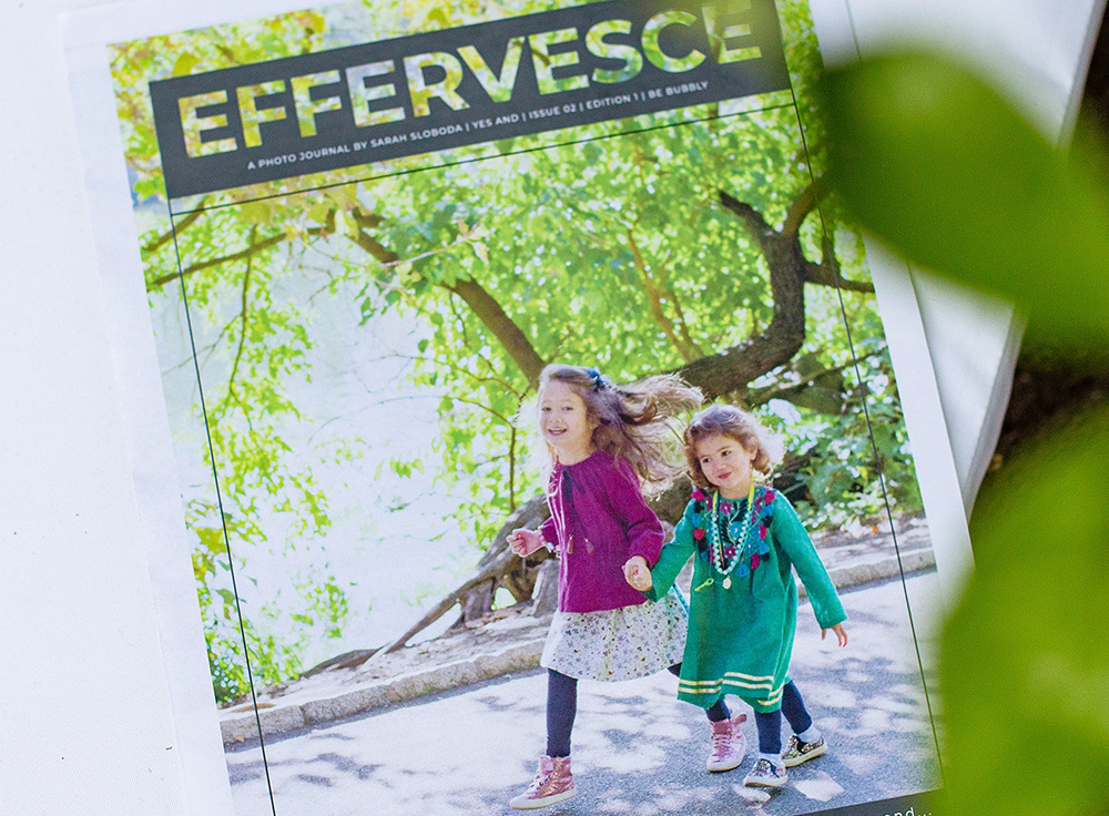 Effervesce Journal photography and writing
